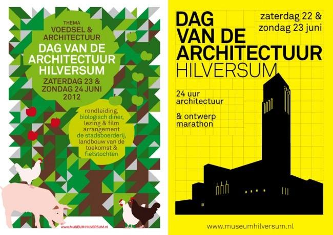 dag van de architectuur hilverseum
