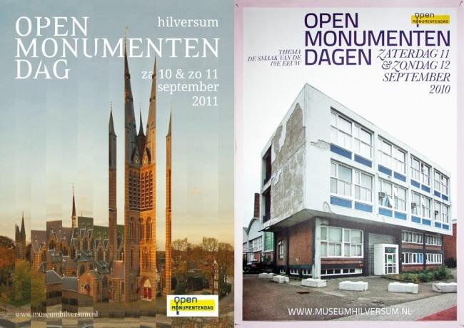 open monumenten dag hilversum